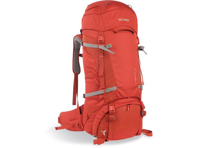 Tatonka Karas 60+10 Backpack Women redbrown